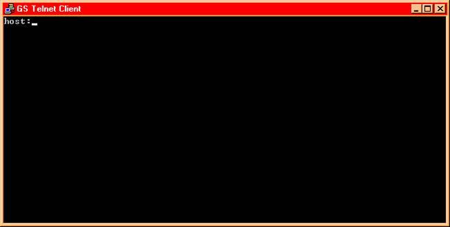 GSW Telnet Server for Windows User Manual