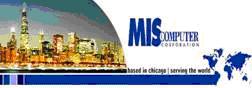 MIS Computer Corporation Logo